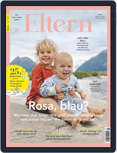 Eltern Magazine (Digital) July 1st, 2021 Issue Cover