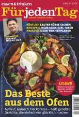 essen&trinken für jeden Tag Magazine (Digital) Subscription March 1st, 2021 Issue
