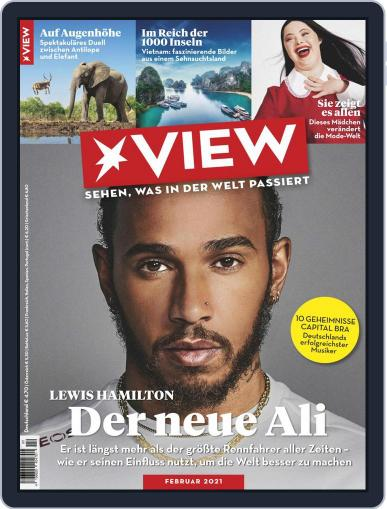 View Magazine (Digital) February 1st, 2021 Issue Cover