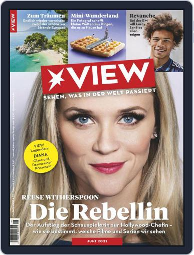 View Magazine (Digital) June 1st, 2021 Issue Cover