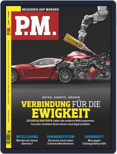 P.M. Magazin Magazine (Digital) November 1st, 2020 Issue Cover