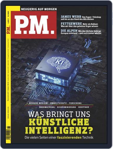 P.M. Magazin Magazine (Digital) November 1st, 2021 Issue Cover