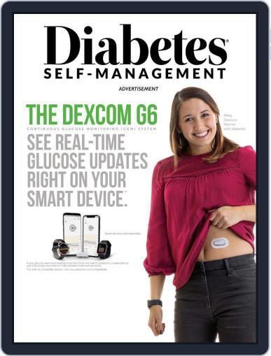 Diabetes Self-Management Magazine (Digital) November 1st, 2020 Issue Cover