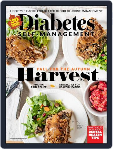 Diabetes Self-Management Magazine (Digital) July 5th, 2021 Issue Cover