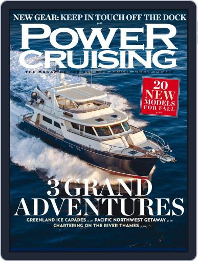 Power Cruising (Digital) August 15th, 2015 Issue Cover