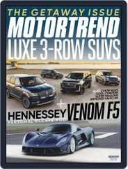 MotorTrend Magazine (Digital) Subscription April 1st, 2021 Issue