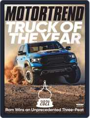MotorTrend Magazine (Digital) Subscription February 1st, 2021 Issue