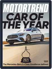 MotorTrend Magazine (Digital) Subscription January 1st, 2021 Issue