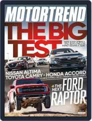 MotorTrend Magazine (Digital) Subscription May 1st, 2021 Issue