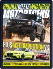 MotorTrend Magazine (Digital) Subscription November 1st, 2021 Issue