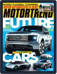 MotorTrend Magazine (Digital) Subscription September 1st, 2021 Issue