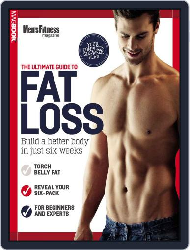 The Ultimate Guide To Fat Loss Magazine (Digital) June 12th, 2013 Issue Cover