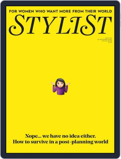 Stylist Magazine (Digital) September 23rd, 2020 Issue Cover