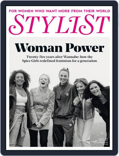 Stylist Magazine (Digital) June 16th, 2021 Issue Cover