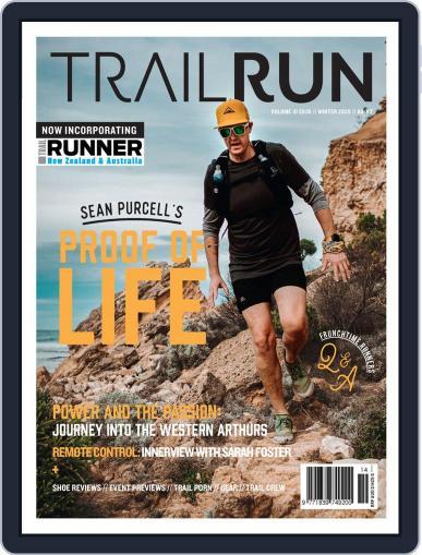 Trail Run Magazine (Digital) June 10th, 2020 Issue Cover