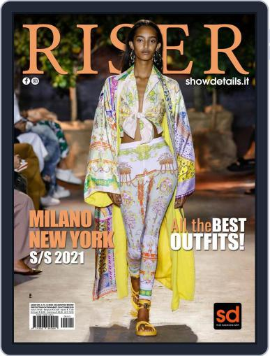 SHOWDETAILS RISER MILANO Magazine (Digital) October 20th, 2020 Issue Cover