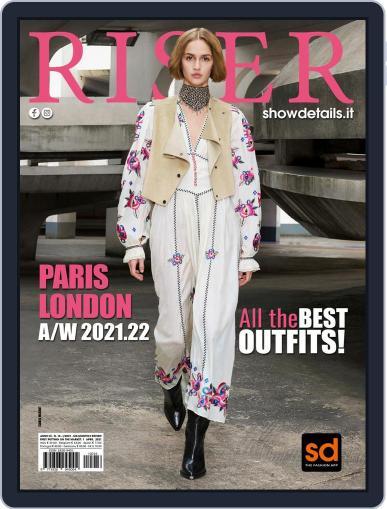 SHOWDETAILS RISER PARIS Magazine (Digital) April 1st, 2021 Issue Cover