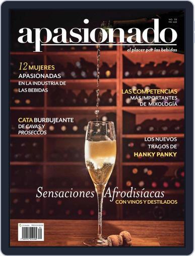 Apasionado (Digital) February 1st, 2018 Issue Cover