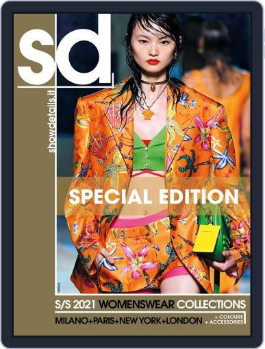 SHOWDETAILS PARIS+LONDON Magazine (Digital) November 10th, 2020 Issue Cover