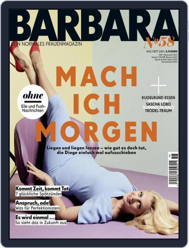 Barbara Magazine (Digital) July 15th, 2021 Issue Cover