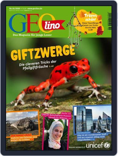 GEOlino Magazine (Digital) October 1st, 2020 Issue Cover
