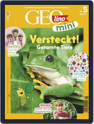 GEOmini Magazine (Digital) August 1st, 2021 Issue Cover