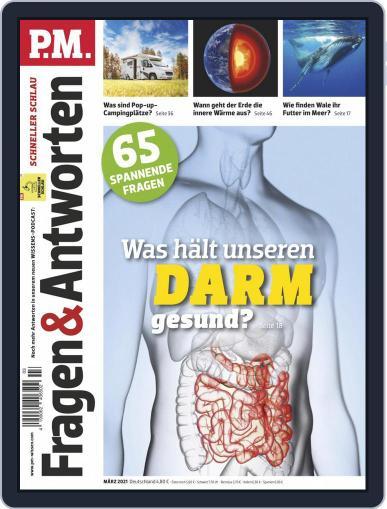 P.M. Fragen & Antworten Magazine (Digital) March 1st, 2021 Issue Cover