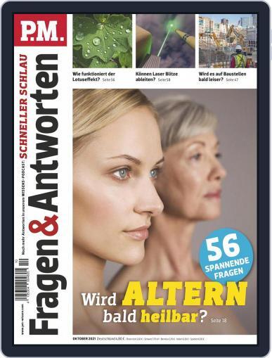 P.M. SCHNELLER SCHLAU Magazine (Digital) October 1st, 2021 Issue Cover