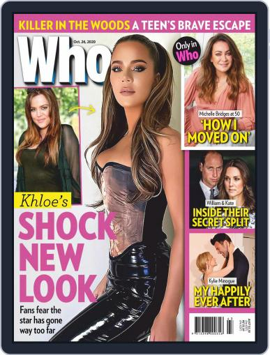 WHO Magazine (Digital) October 26th, 2020 Issue Cover