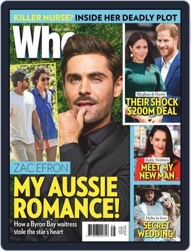 WHO Magazine (Digital) September 21st, 2020 Issue Cover