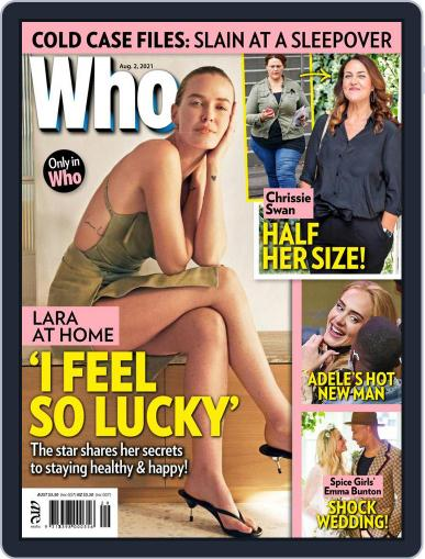 WHO Magazine (Digital) August 2nd, 2021 Issue Cover