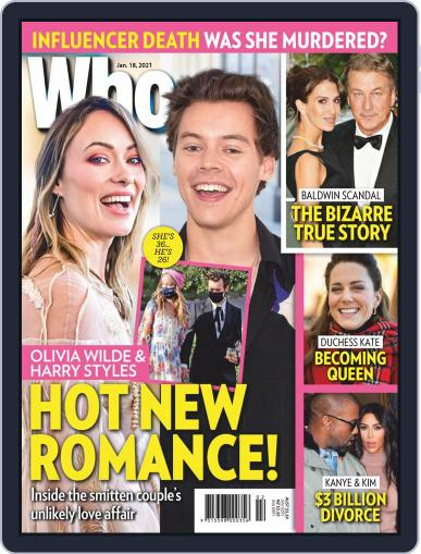 WHO Magazine (Digital) January 18th, 2021 Issue Cover