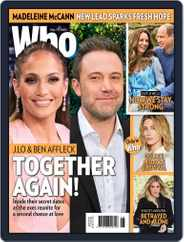 WHO Magazine (Digital) Subscription May 17th, 2021 Issue