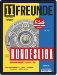 11 Freunde Magazine (Digital) Subscription August 1st, 2021 Issue