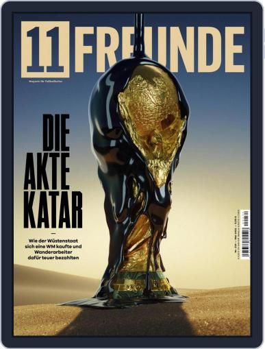 11 Freunde Magazine (Digital) May 1st, 2021 Issue Cover