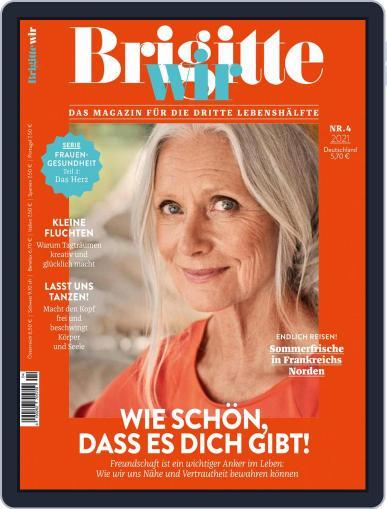 Brigitte WIR Magazine (Digital) July 1st, 2021 Issue Cover