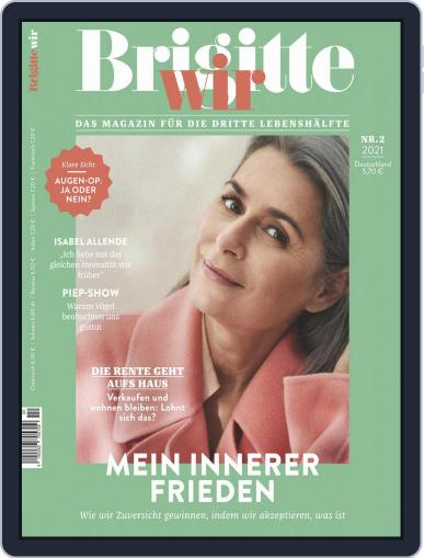 Brigitte WIR Magazine (Digital) March 21st, 2021 Issue Cover