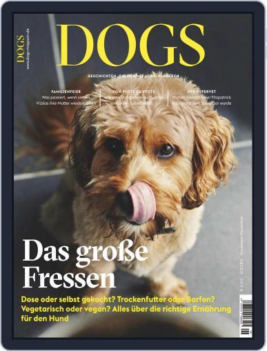 dogs Magazine (Digital) November 1st, 2020 Issue Cover