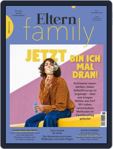 Eltern Family Magazine (Digital) November 1st, 2021 Issue Cover