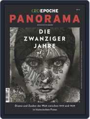 GEO Epoche Panorama Magazine (Digital) Subscription November 1st, 2020 Issue