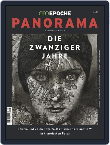 GEO Epoche Panorama Magazine (Digital) November 1st, 2020 Issue Cover