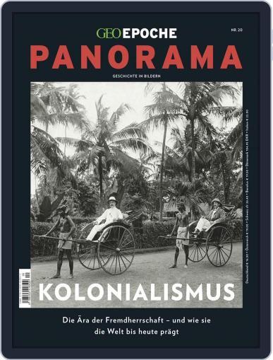 GEO Epoche Panorama Magazine (Digital) April 1st, 2021 Issue Cover
