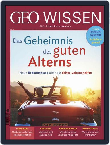 GEO Wissen June 1st, 2020 Digital Back Issue Cover