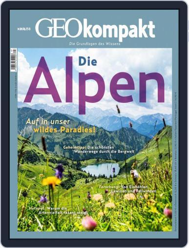 GEOkompakt Magazine (Digital) June 1st, 2021 Issue Cover