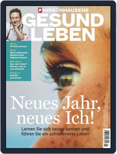 stern Gesund Leben Magazine (Digital) January 1st, 2021 Issue Cover