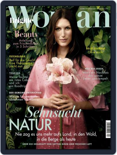 Brigitte Woman Magazine (Digital) April 1st, 2021 Issue Cover