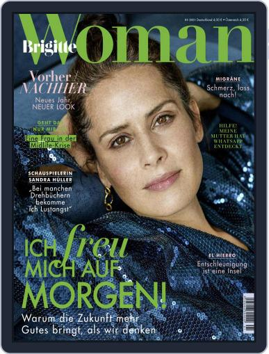 Brigitte Woman Magazine (Digital) January 1st, 2021 Issue Cover