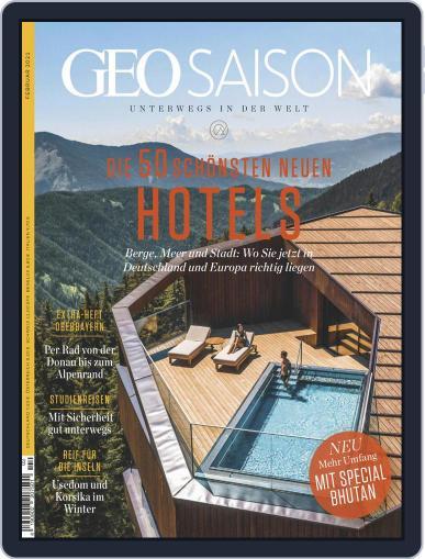 GEO Saison Magazine (Digital) February 1st, 2021 Issue Cover