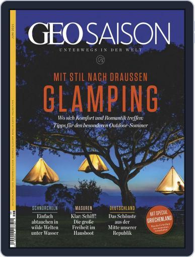 GEO Saison Magazine (Digital) June 1st, 2021 Issue Cover