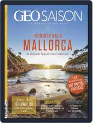 GEO Saison Magazine (Digital) Subscription March 1st, 2021 Issue